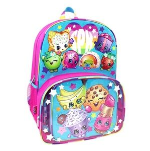 Other - Shopkins Backpack & Lunchbox